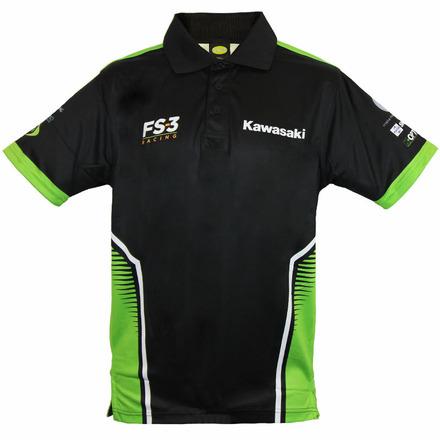 FS3 Kawasaki Team Polo (L) picture