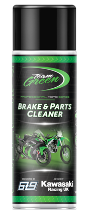 Team Green Brake & Parts Cleaner 500ml picture