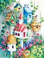Grandma's Birdhouses