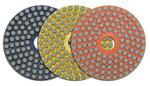 """Vitrified Polishing Disc 4"""" 60 Grit"""