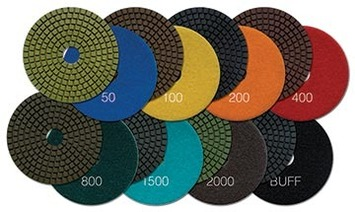 "Pro Resin Polishing Disc 4"" 150 Grit picture"