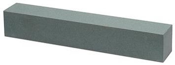 "100 Grit Green Carbide Dressing Stone - 6"" x 1"" x 1"" picture"