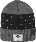 LAUDO BEANIE (CHARCOAL MARLE)