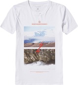 SHANGRI-LA TEE (WHITE ICELAND)