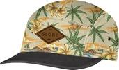 PAKALOLO 5 PANEL CAP (STONE)