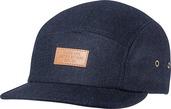 PALERMO 5 PANEL CAP (NAVY)