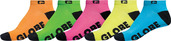 Neon 5 Pack Ankle Sock