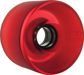 G ICON WHEEL (CLEAR RED)