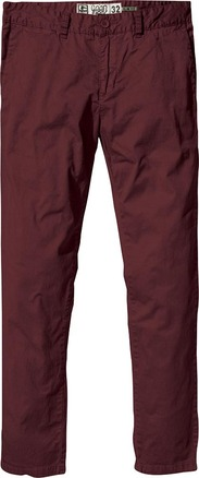 GOODSTOCK CHINO (OXBLOOD) picture