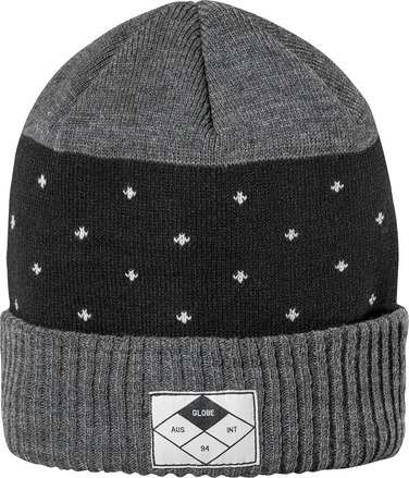 LAUDO BEANIE (CHARCOAL MARLE) picture
