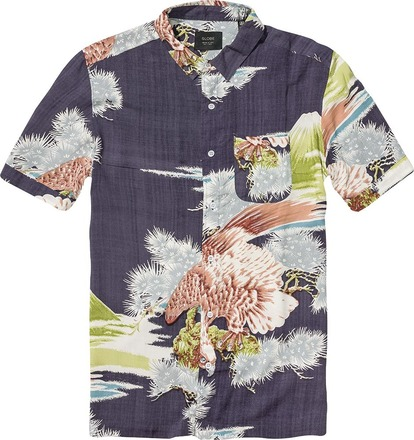 HONSHU SHIRT (BLUE) picture