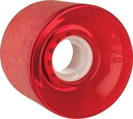 BANTAM WHEELS (CLEAR RED) picture