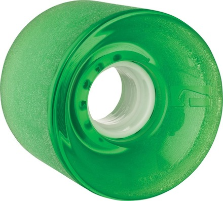 BANTAM WHEELS (CLEAR KELLY GREEN) picture