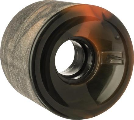 BANTAM SWIRL WHEELS (BLACK/ORANGE) picture