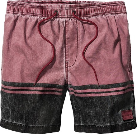 PENNANT POOL SHORT (BURNT RED) picture