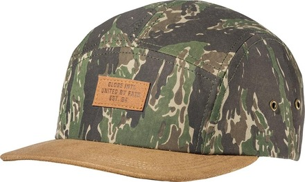 MANA 5 PANEL CAP (TIGER CAMO) picture