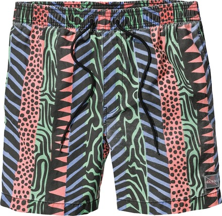 EMERY POOL SHORTS (GREEN) picture