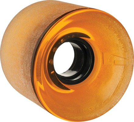 BANTAM WHEELS (CLEAR AMBER) picture