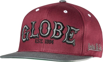 HITTERS CAP (BURGUNDY) picture