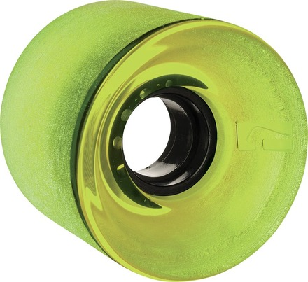 BANTAM WHEELS (CLEAR LIME) picture