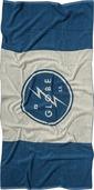 PORTHOLE TOWEL (NAVY)