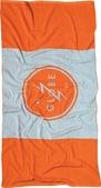 PORTHOLE TOWEL (ORANGE)