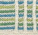 Mikado #5: Ivory, Turquoise, Apple Green, Spring Green