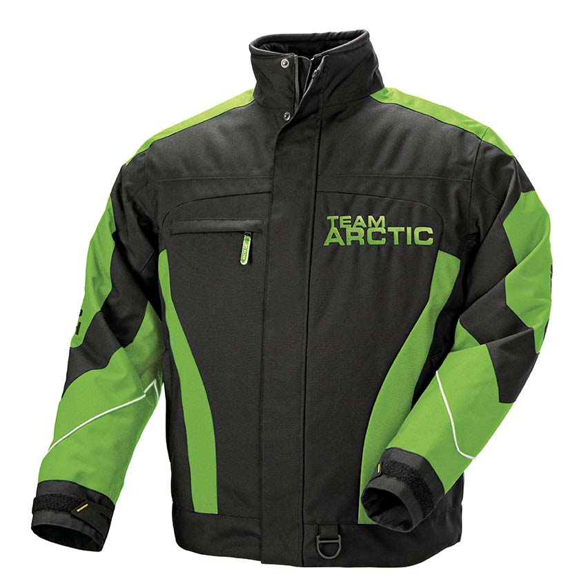 Arctic Cat Inc Stealth Jacket Green 2x Large