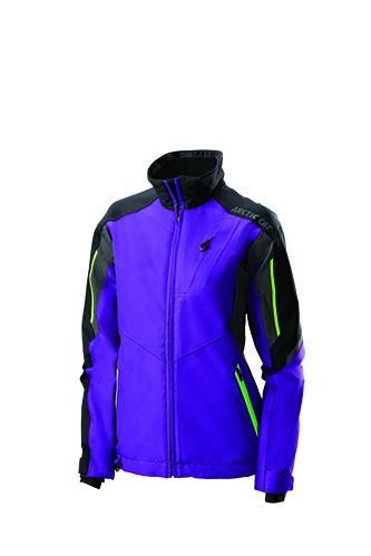 Arctic Cat Inc Elevation 3 1 Jacket Purple L Elevation