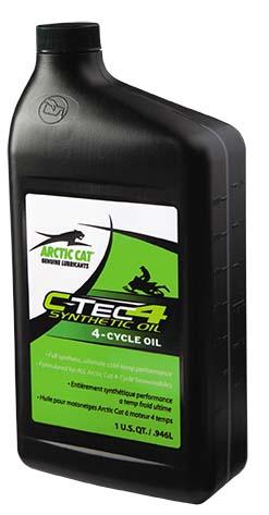 4 Cycle Oils Arctic Cat Inc