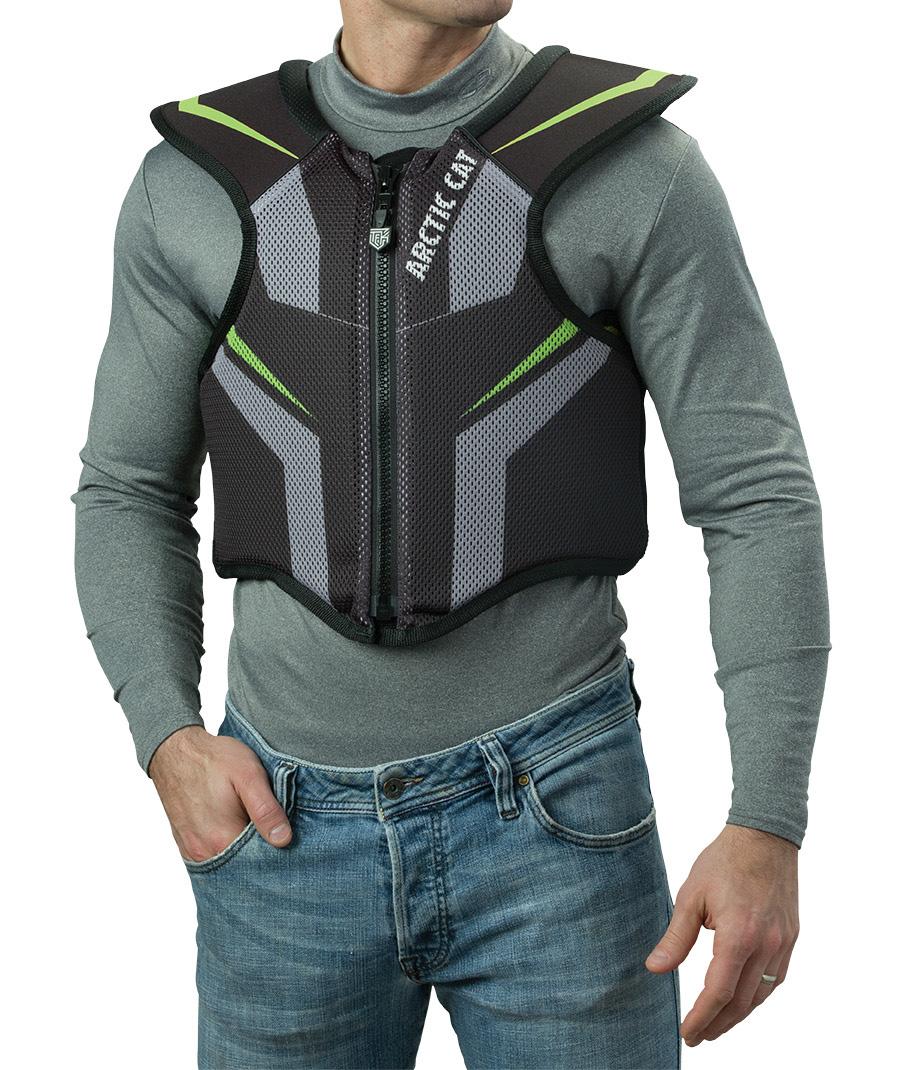 Arctic Cat Inc Freestyle Vest 2x Small Freestyle Vest