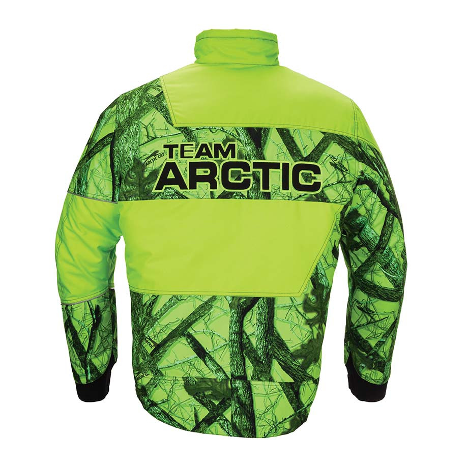 Arctic Cat Inc Arctic Sno Camo Jacket Green 4
