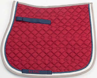 USG DISCONTINUED SMALL QUILT SADDLE PADS picture