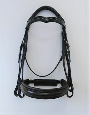 KL ITALIA PIROUETTE WEYMOUTH DRESSAGE BRIDLE picture