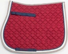 DISCONTINUED SMALL QUILT SADDLE PADS