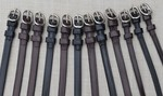RED BARN MEN'S SPUR STRAPS