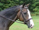 KL ITALIA WELLINGTON HUNTER BRIDLE
