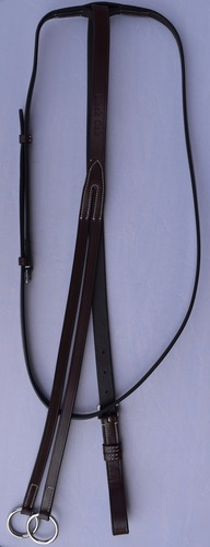 BLACK OAK FLAT RUNNING MARTINGALE picture