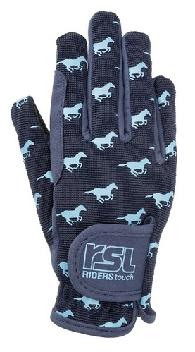 RSL NORWAY KID'S WINTER RIDING GLOVES picture