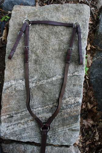 RED BARN ADJUSTABLE BREASTPLATES picture
