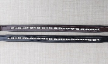 RED BARN PIAFFE BROWBAND picture