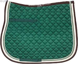 USG PONY SMALL QUILT SADDLE PADS picture
