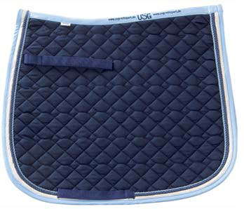 USG SMALL QUILT SADDLE PADS picture