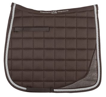 USG DISCONTINUED HIGHNESS SADDLE PAD picture