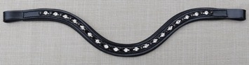 RED BARN CURVED CADENCE BROWBAND picture