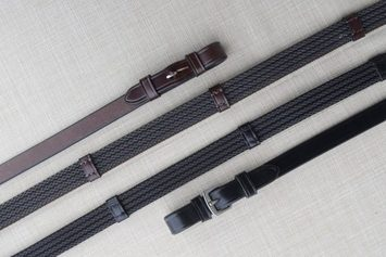 RED BARN SPECIAL GRIP REINS picture