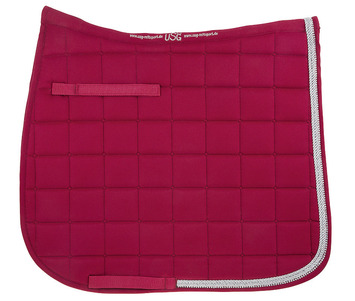 USG DISCONTINUED BARONESS SADDLE PAD picture