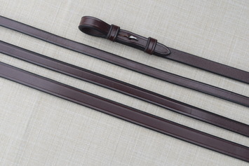 RED BARN PLAIN REINS picture