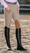 USG WOMEN'S SHOW PRO HUNTER KNEE PATCH BREECH additional picture 1