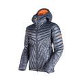 Eigerjoch Advanced IN Hooded Jacket Men Storm L